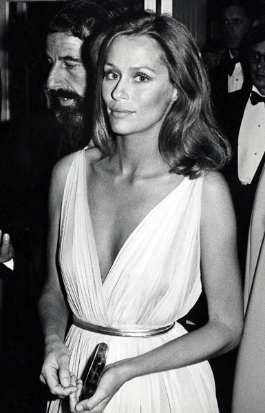Lauren Hutton oscar 1975
