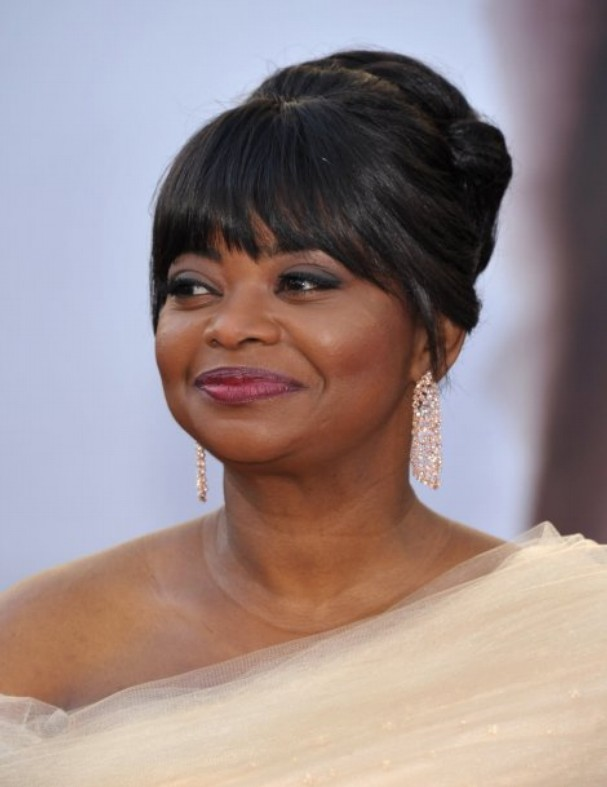 Octavia Spencer oscar 2013,.