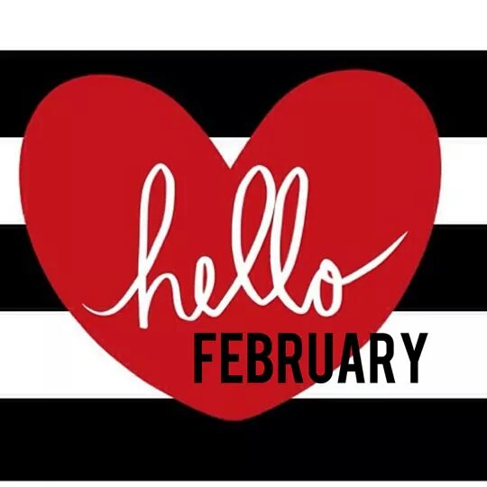 hello-february